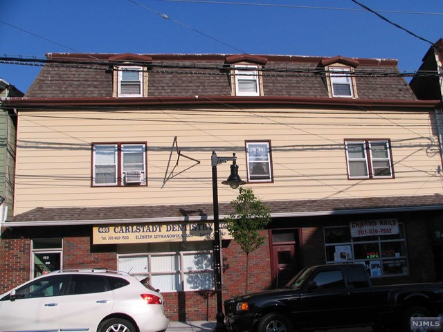 Multi Family House For Rent At 405 Hackensack St