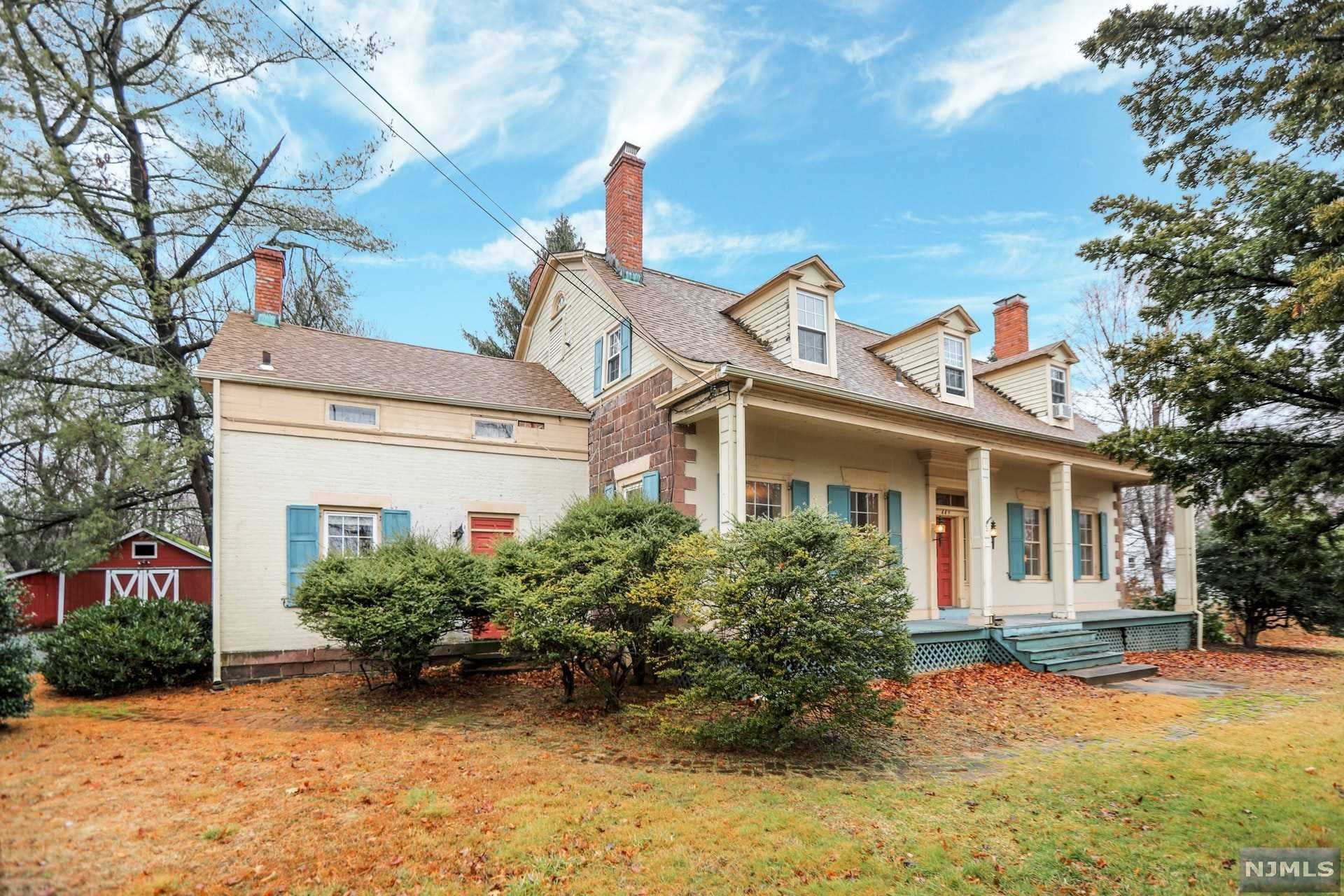 449 Paramus Road A Luxury Home For Sale In Paramus Bergen County New Jersey Property Id 20006219 Christie S International Real Estate