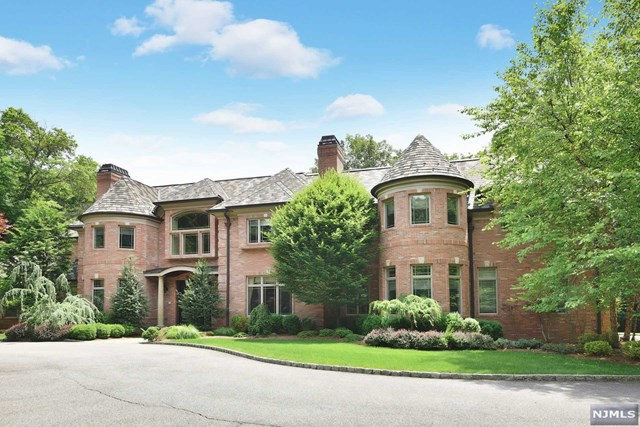 Single Family Home for Sale at 7 Bayberry Dr 7 Bayberry Dr Saddle River, New Jersey 07458 United States