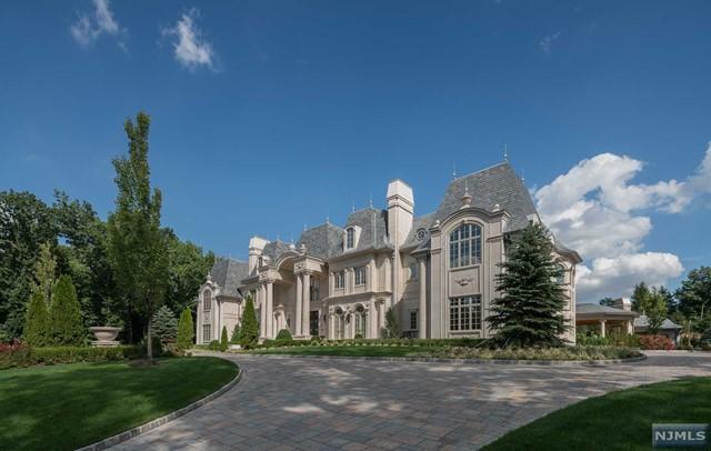 Single Family Home for Sale at 48 Rio Vista Drive 48 Rio Vista Drive Alpine, New Jersey 07620 United States