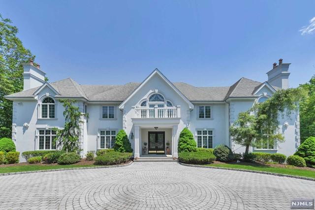 Opulent Manor, Saddle River, NJ 07458