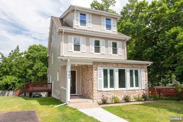 383 Orange Rd, Montclair, NJ 07042
