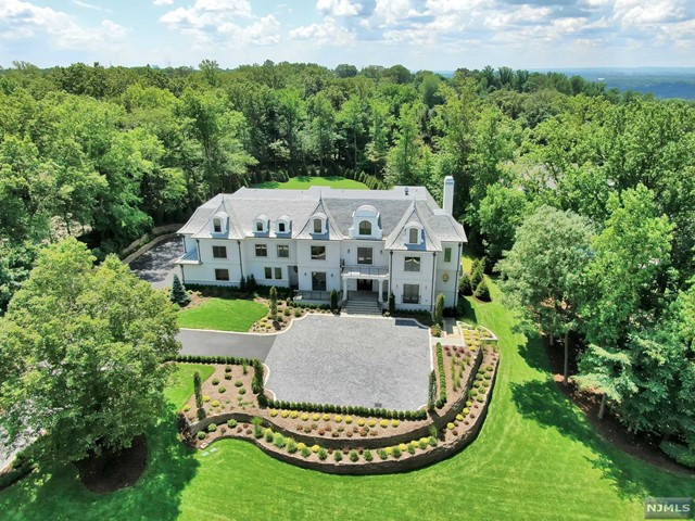 Single Family Home for Sale at 7 Hemlock Drive 7 Hemlock Drive Alpine, New Jersey 07620 United States