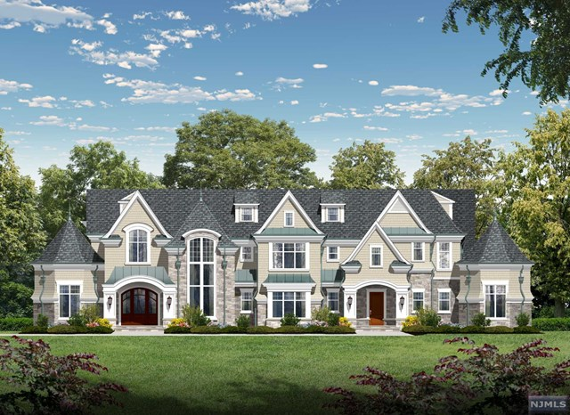 Single Family Home for Sale at 103 Chestnut Ridge Road 103 Chestnut Ridge Road Saddle River, New Jersey 07458 United States