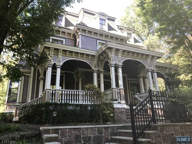 Single Family Home for Sale at 176 S Mountain Ave 176 S Mountain Ave Montclair, New Jersey 07042 United States