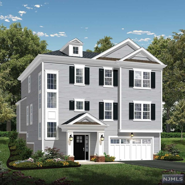 Single Family Home for Sale at 4 Roosevelt Drive 4 Roosevelt Drive Wood Ridge, New Jersey 07075 United States