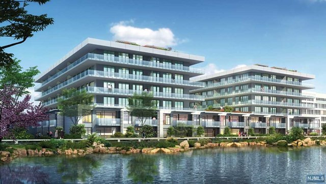 Condo / Townhouse for Sale at Glass House, 3 Somerset Lane 3 Somerset Lane Edgewater, New Jersey 07020 United States
