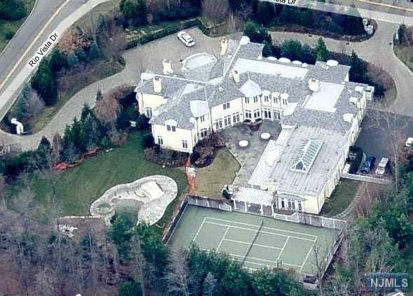 Single Family Home for Sale at 38 Rio Vista Drive 38 Rio Vista Drive Alpine, New Jersey 07620 United States