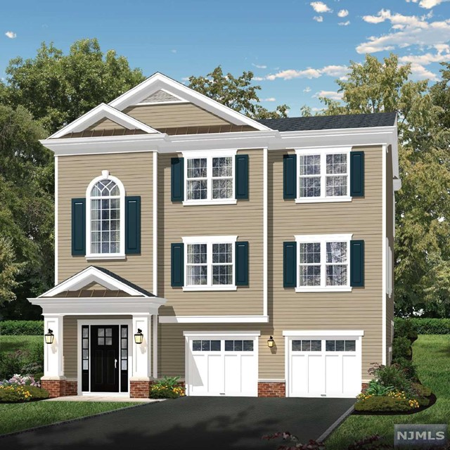 Single Family Home for Sale at 8 Roosevelt Drive 8 Roosevelt Drive Wood Ridge, New Jersey 07075 United States