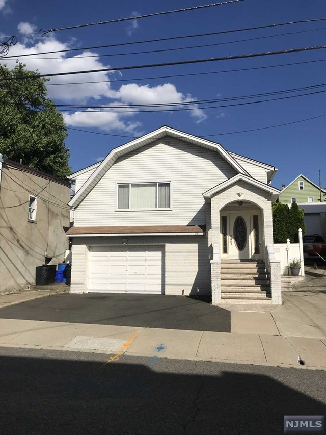 Single Family Home for Sale at 56 Malcolm Avenue 56 Malcolm Avenue Garfield, New Jersey 07026 United States