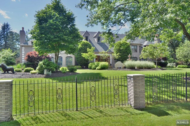 Single Family Home for Sale at 1 High Meadow Road 1 High Meadow Road Saddle River, New Jersey 07458 United States