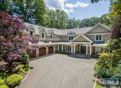 Single Family Home for Sale at 96 Dimmig Road 96 Dimmig Road Upper Saddle River, New Jersey 07458 United States