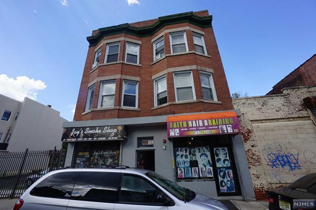 Commercial / Office for Sale at 321 Market Street 321 Market Street Paterson, New Jersey 07501 United States