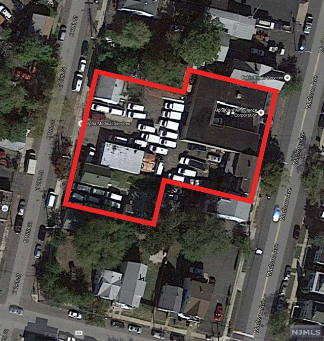 Commercial for Sale at 22-24 Madison Avenue Paterson, New Jersey 07524 United States