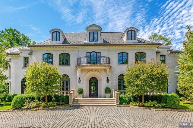 Single Family Home for Sale at 16 Dogwood Lane 16 Dogwood Lane Alpine, New Jersey 07620 United States