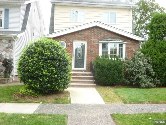 Single Family Home for Sale at 34 Clubb Street Bloomfield, New Jersey 07003 United States