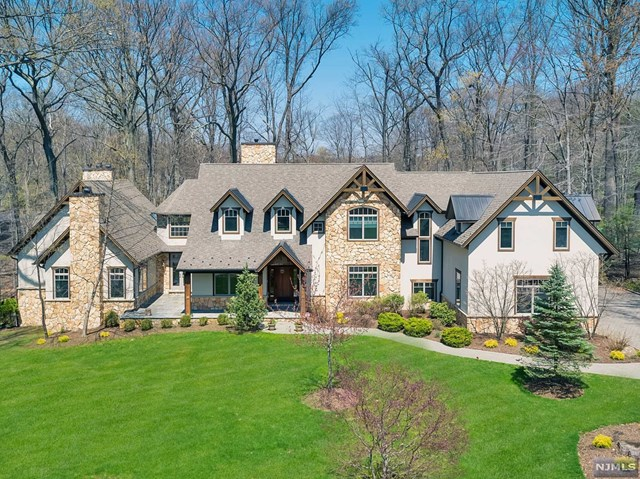 Single Family Home for Sale at 107 Dimmig Road 107 Dimmig Road Upper Saddle River, New Jersey 07458 United States