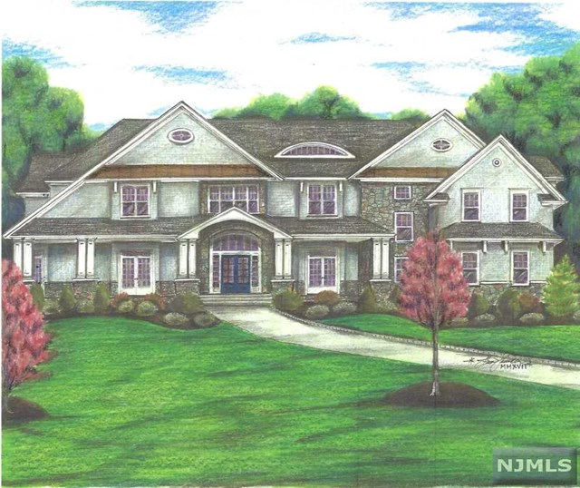 Single Family Home for Sale at 1006 Clark Road 1006 Clark Road Franklin Lakes, New Jersey 07417 United States