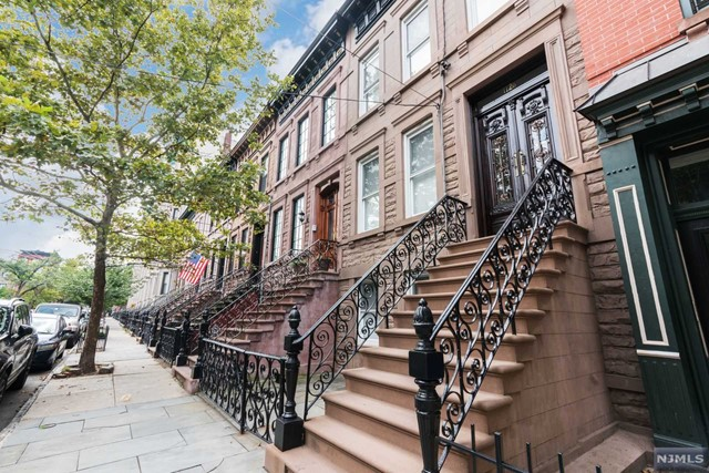 Single Family Home for Sale at 1126 Park Avenue 1126 Park Avenue Hoboken, New Jersey 07030 United States