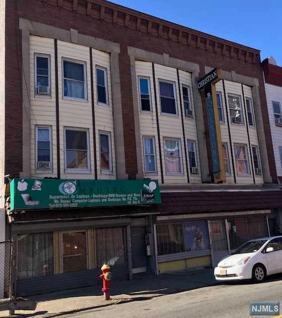 Commercial / Office for Sale at 440-442 Main Street 440-442 Main Street Paterson, New Jersey 07501 United States