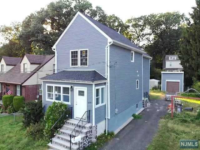 Single Family Home for Sale at 679 Coles Street 679 Coles Street Maywood, New Jersey 07607 United States