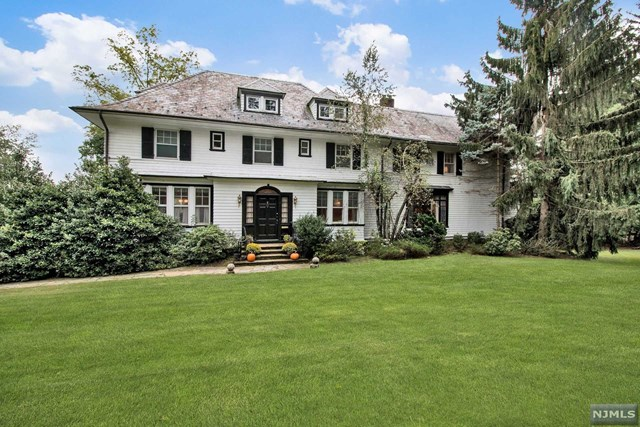 Single Family Home for Sale at 257 Upper Mountain Avenue 257 Upper Mountain Avenue Montclair, New Jersey 07043 United States