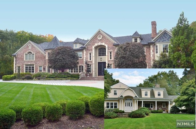 Single Family Home for Sale at 8 Oak Road 8 Oak Road Saddle River, New Jersey 07458 United States