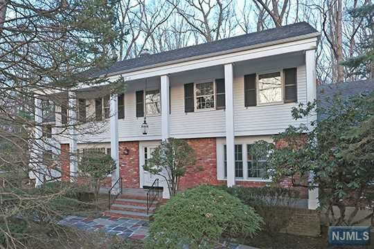 Single Family Home for Sale at 44 Wearimus Road 44 Wearimus Road Ho Ho Kus, New Jersey 07423 United States