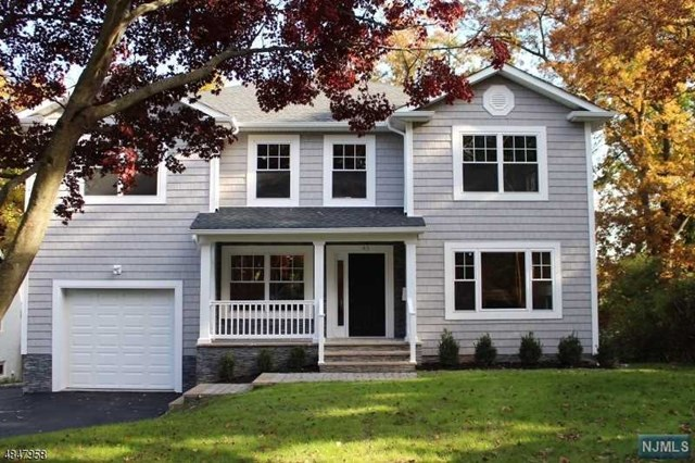 Single Family Home for Sale at 45 Burnet Hill Road 45 Burnet Hill Road Livingston, New Jersey 07039 United States