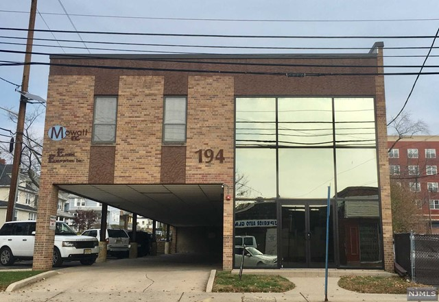 Commercial / Office for Sale at 194 Passaic Street 194 Passaic Street Hackensack, New Jersey 07601 United States