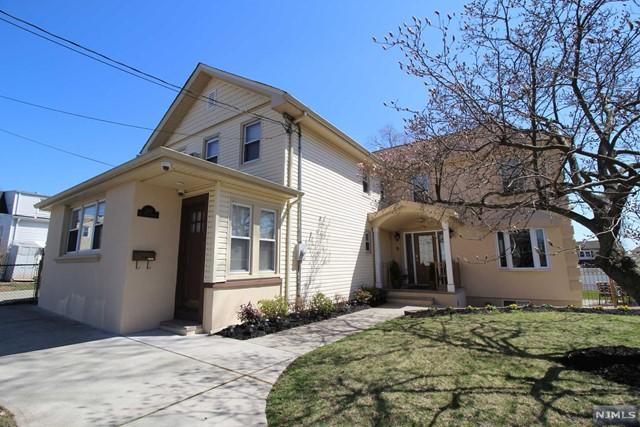 Single Family Home for Sale at 262 Van Buren Street 262 Van Buren Street Lyndhurst, New Jersey 07071 United States