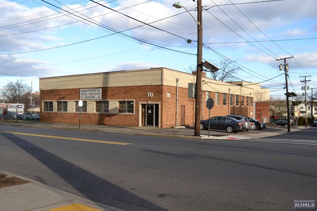 Commercial / Office for Sale at 70-72 1st Street 70-72 1st Street Hackensack, New Jersey 07601 United States