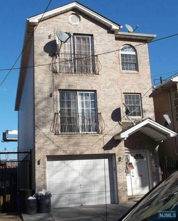 Villas / Townhouses for Sale at 90 Vincent Street 90 Vincent Street Newark, New Jersey 07105 United States