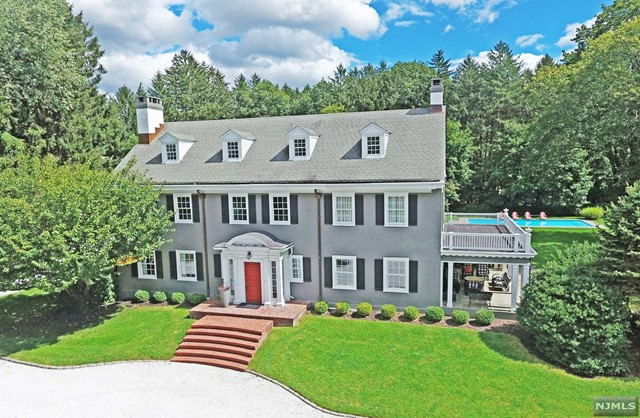Single Family Home for Sale at 873 East Saddle River Road 873 East Saddle River Road Ho Ho Kus, New Jersey 07423 United States