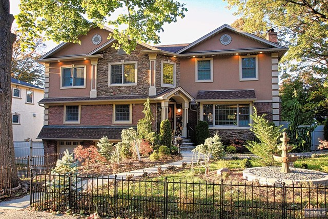 Single Family Home for Sale at 36-05 Hillside Terrace 36-05 Hillside Terrace Fair Lawn, New Jersey 07410 United States