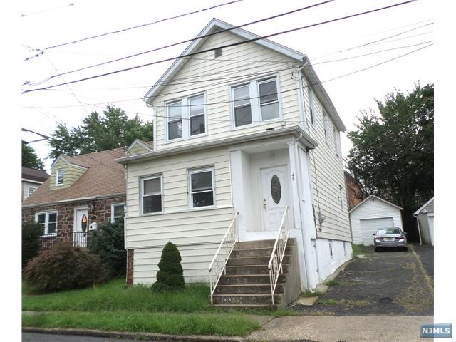 Single Family Home for Sale at 48 Ernest Street 48 Ernest Street Nutley, New Jersey 07110 United States
