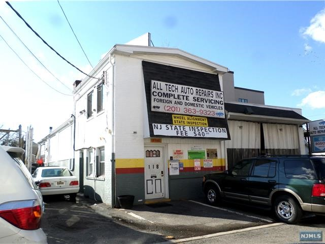 Commercial for Sale at None, 118 Union Street 118 Union Street Palisades Park, New Jersey 07650 United States