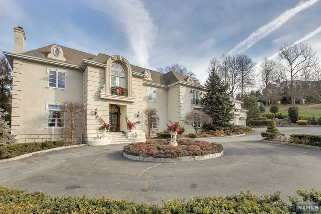 Single Family Home for Sale at 28 Buckingham Drive 28 Buckingham Drive Alpine, New Jersey 07620 United States