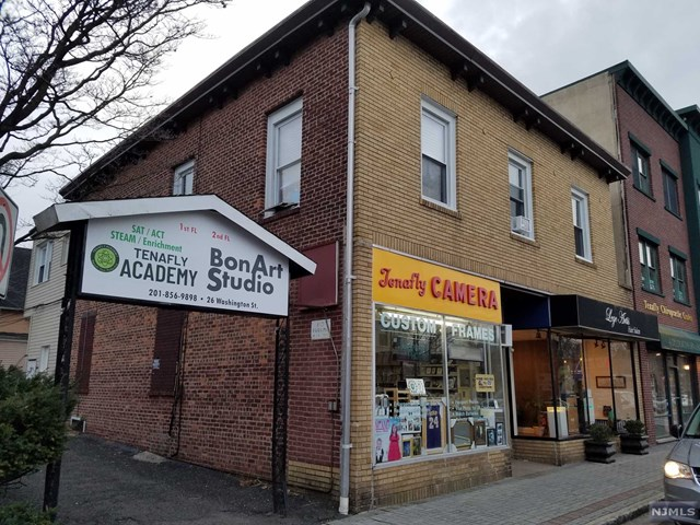 Commercial / Office for Sale at 26 Washington Street 26 Washington Street Tenafly, New Jersey 07670 United States