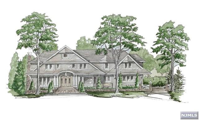 Single Family Home for Sale at 10 Tudor Rose Terrace 10 Tudor Rose Terrace Mahwah, New Jersey 07430 United States