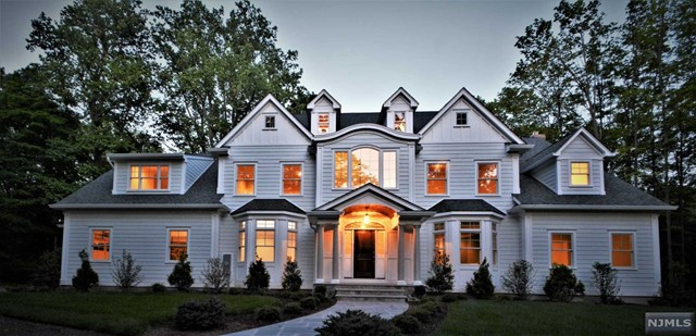 Single Family Home for Sale at 755 East Saddle River Road Ho Ho Kus, New Jersey 07423 United States