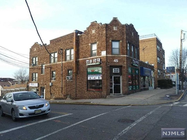 Commercial for Sale at None, 45-49 Broad Avenue 45-49 Broad Avenue Palisades Park, New Jersey 07650 United States