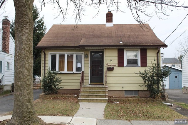 Single Family Home for Sale at 14 Mckenzie Avenue 14 Mckenzie Avenue East Rutherford, New Jersey 07073 United States