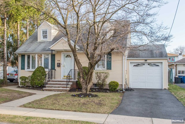 Single Family Home for Sale at 7-14 Chester Street Fair Lawn, New Jersey 07410 United States