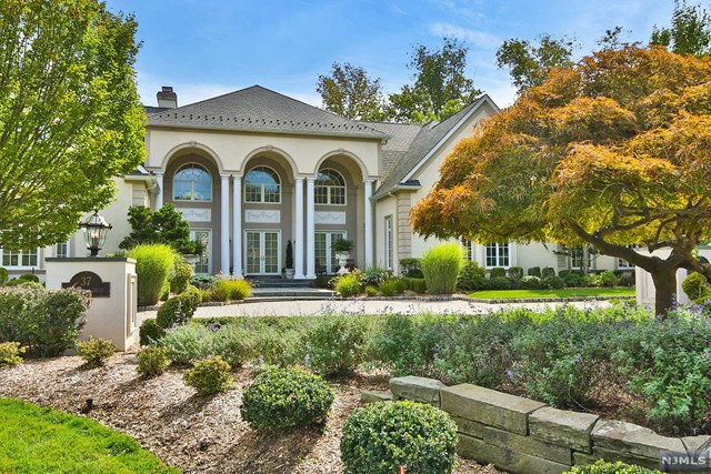 Single Family Home for Sale at 37 Brams Hill Drive Mahwah, New Jersey 07430 United States