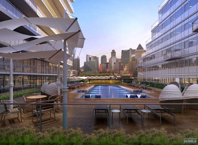 Condominium for Sale at 800 Ave At Port Imperial , Unit 619 800 Ave At Port Imperial , Unit 619 Weehawken, New Jersey 07086 United States