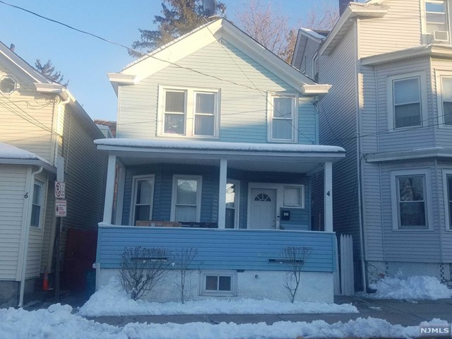 Single Family Home for Sale at 4 Doremus Street 4 Doremus Street Paterson, New Jersey 07522 United States