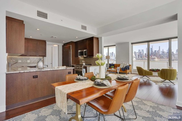 Condominium for Sale at 1000 Ave At Port Imperial , Unit 411 Weehawken, New Jersey 07086 United States