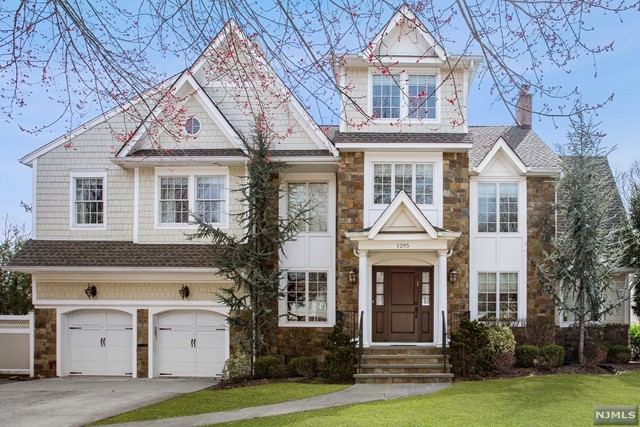 Single Family Home for Sale at 1295 Pennington Road Teaneck, New Jersey 07666 United States