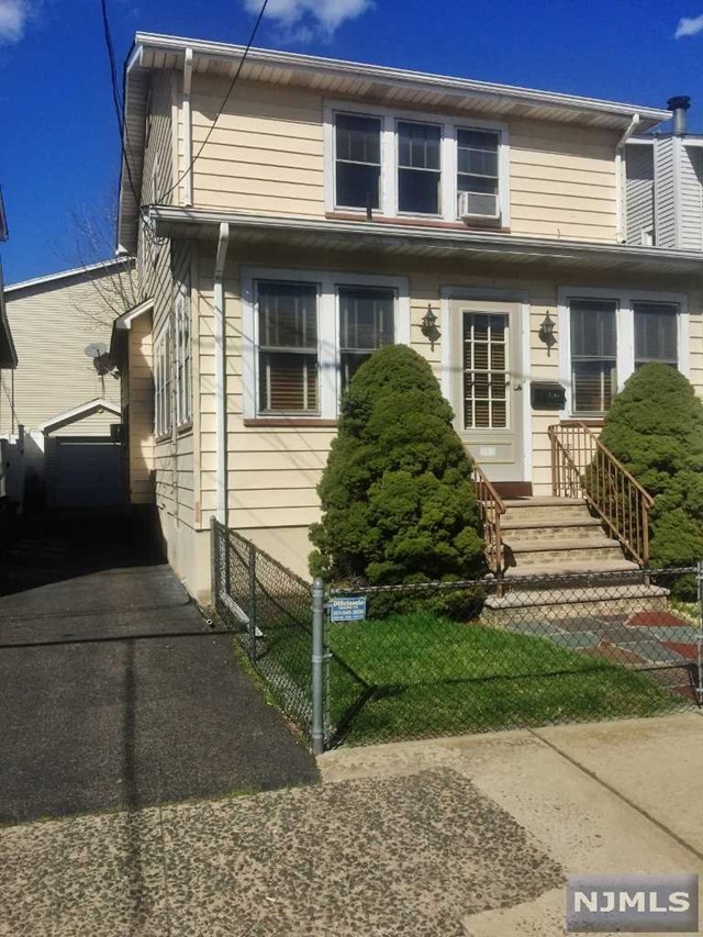 Single Family Home for Sale at 293 Wilson Avenue 293 Wilson Avenue Fairview, New Jersey 07022 United States